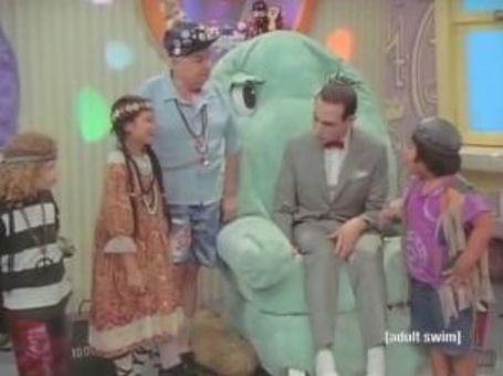 Pee-wee's Playhouse : The Gang's All Here