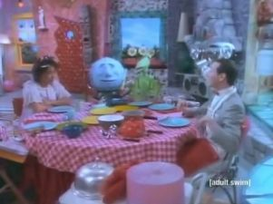 Pee-Wee's Playhouse: Reba Eats, Pterri Runs
