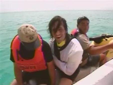 Criss Angel: Mindfreak : Strait Jacket Keel Haul