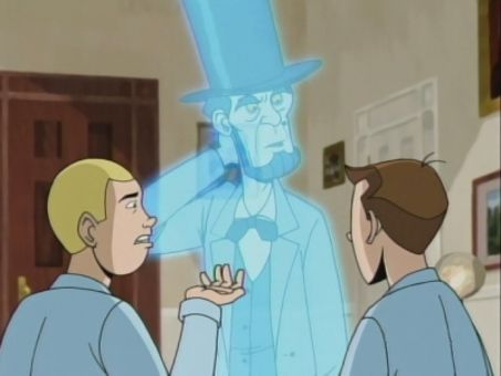 The Venture Bros. : Guess Who's Coming to State Dinner?