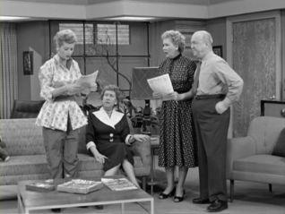 I Love Lucy: Bull Fight Dance