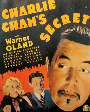 Charlie Chan's Secret