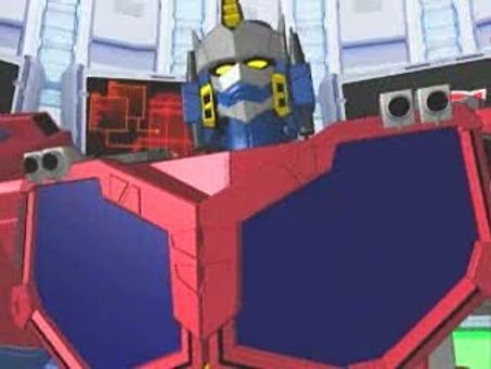 Transformers: Cybertron : Unfinished