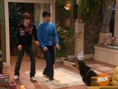 Drake & Josh : Vicious Tiberius