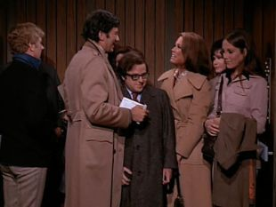 The Mary Tyler Moore Show : Courtship of Mary's Father's Daughter