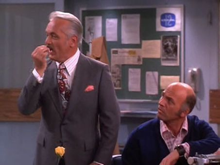 The Mary Tyler Moore Show : Ted Over Heels