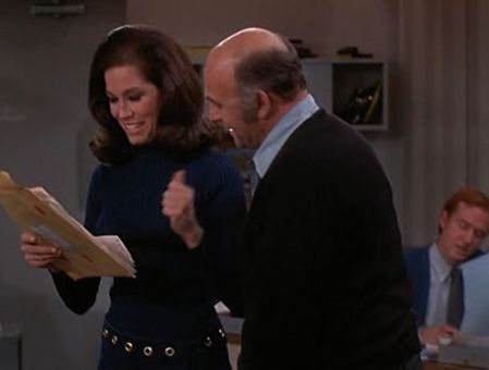 The Mary Tyler Moore Show : We Closed in Minneapolis
