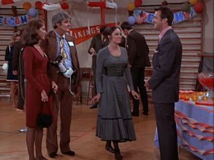 The Mary Tyler Moore Show : Didn't You Used to Be...Wait...Don't Tell Me