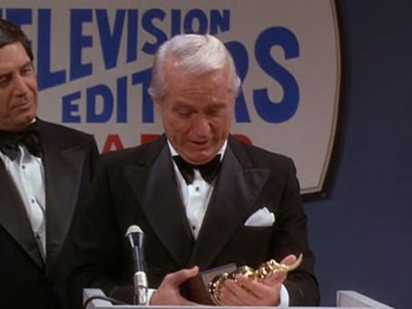 The Mary Tyler Moore Show : Ted Baxter Meets Walter Cronkite