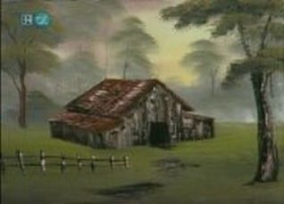 Bob Ross: Grandpa's Barn