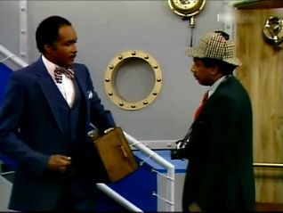 The Jeffersons: Death Smiles on a Dry Cleaner, Part 1