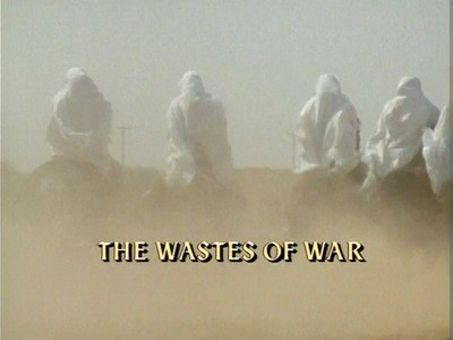 The First Eden : The Wastes of War