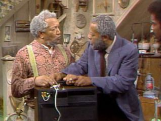 Sanford and Son: The Little TV Went to Market