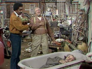 Sanford and Son: A Guest in the Yard