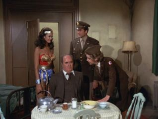 Wonder Woman: Judgement from Outer Space, Part 1