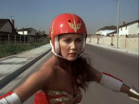 Wonder Woman : The Skateboard Wiz