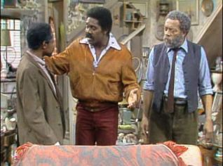Sanford and Son: Aunt Esther and Uncle Woodrow Pfftt...