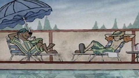 Shaggy & Scooby-Doo Get a Clue! : Lightning Strikes Twice