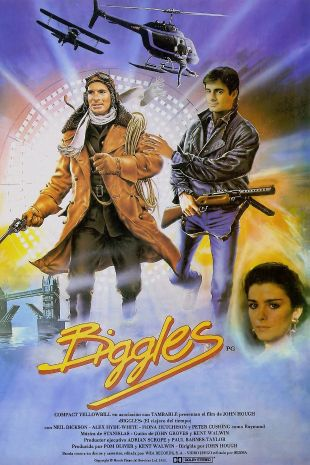 Biggles: Adventures in Time