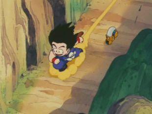 Dragon Ball : Oolong the Terrible