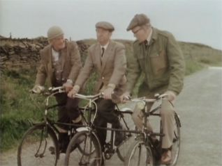 Last of the Summer Wine: A Bicycle Made for Three