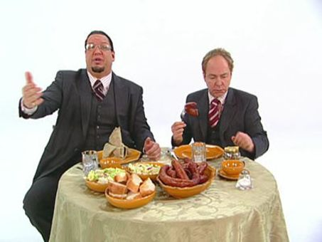 Penn & Teller: Bull! : Obesity