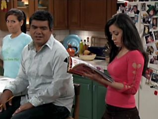 George Lopez: George Helps Angie's Wha-Positivie Self-Image by Saying You