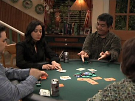 George Lopez : George Uses His Vato Power to Save Dinero Que La