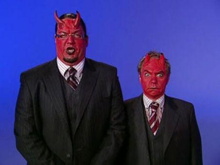 Penn & Teller: Bull! : Exorcism