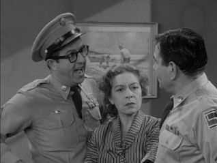 The Phil Silvers Show: A Mess Sergeant Can't Win