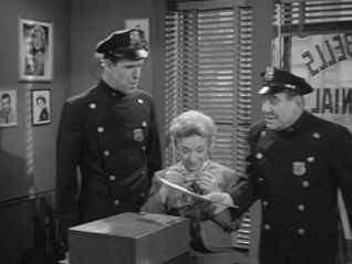 Car 54, Where Are You?: Joan Crawford Didn't Say No
