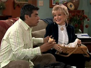 George Lopez: George is Maid to be Ruth-Less