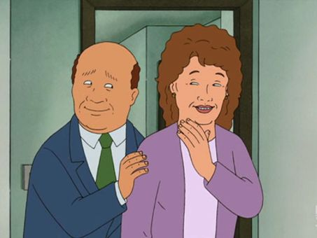 King of the Hill : Passion of Dauterive