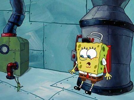 SpongeBob SquarePants : Welcome to the Chum Bucket