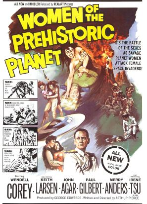 Women of the Prehistoric Planet