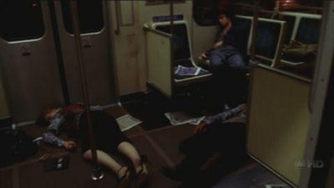 The Women's Murder Club : Train in Vain