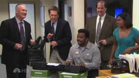 The Office : Local Ad
