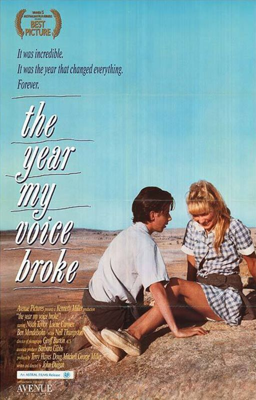 The Year My Voice Broke (1987) - John Duigan | Cast and Crew | AllMovie