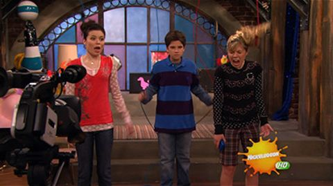 iCarly : iDon't Want to Fight