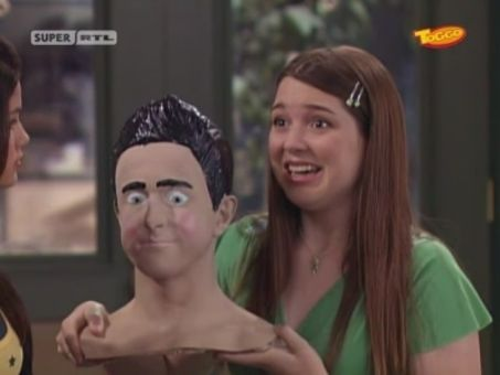 Wizards of Waverly Place : Justin's Little Sister