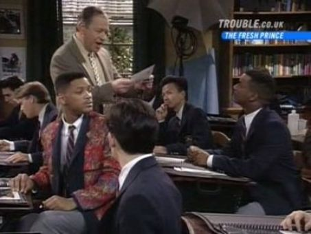 The Fresh Prince of Bel-Air : Those Were the Days
