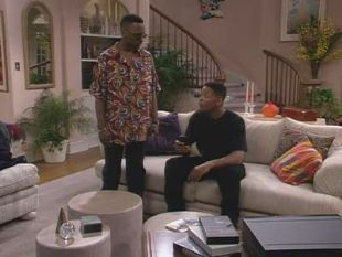 The Fresh Prince Of Bel Air Here Comes The Judge 1992 Shelley