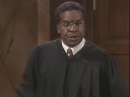 In Living Color : Clarence Thomas's First Day