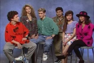 Saved by the Bell: Home for Christmas, Part 2
