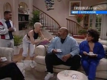 The Fresh Prince of Bel-Air : Will Steps Out