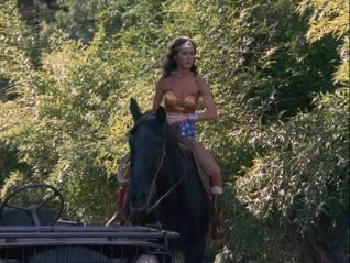 Wonder Woman: Wonder Woman in Hollywood