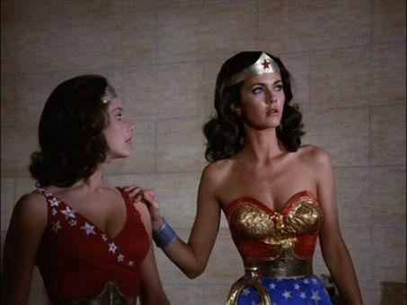 Wonder Woman : Wonder Woman in Hollywood