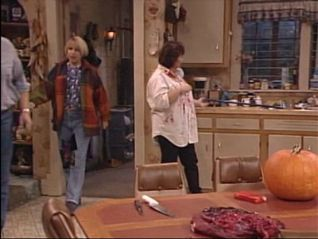 Roseanne: Trick Me Up, Trick Me Down