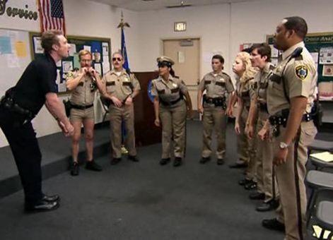 RENO 911! : Undercover Acting Coach