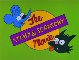 The Simpsons: Itchy and Scratchy: The Movie